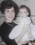 Mom and me 1961